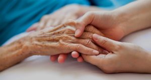Caring hands for TraceCare